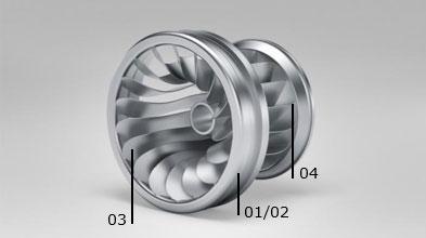 Water turbines