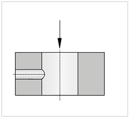Cross-hole drilling
