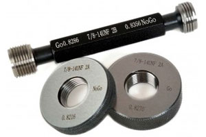 Plug and ring gauges