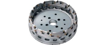 Walter shell-type milling cutter